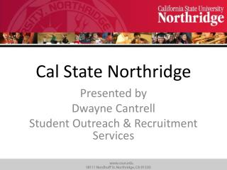 Cal State Northridge