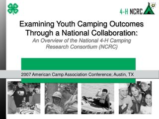 2007 American Camp Association Conference; Austin, TX