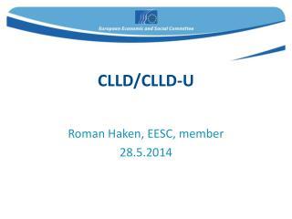 CLLD/CLLD-U