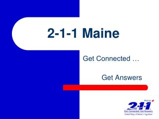 2-1-1 Maine
