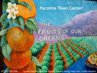 Pacoima Town Center