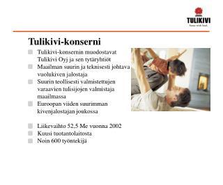 Tulikivi-konserni