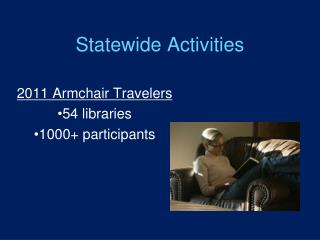 Statewide Activities