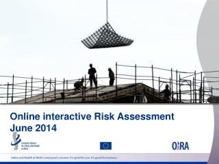 Online interactive Risk Assessment June 2014