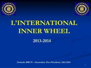 L'INTERNATIONAL INNER WHEEL
