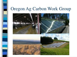 Oregon Ag Carbon Work Group