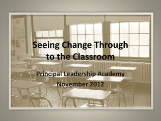 Creating Classroom Opportunities for Student Communication
