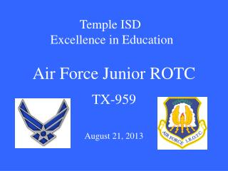 Air Force Junior ROTC TX-959