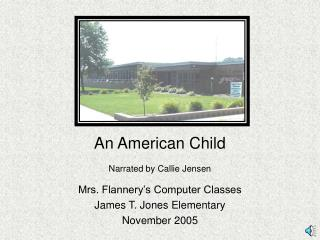 An American Child Narrated by Callie Jensen