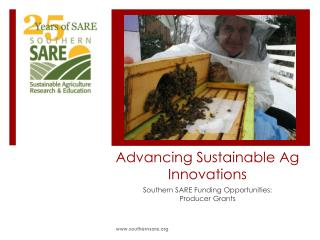 Advancing Sustainable Ag Innovations