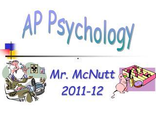 Mr. McNutt 2011-12