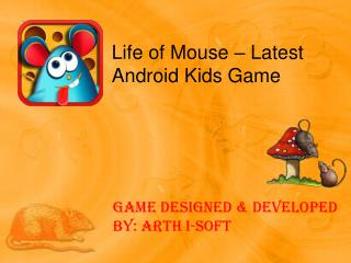 Life of Mouse - Free Kids Game