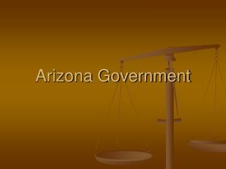 Arizona Government