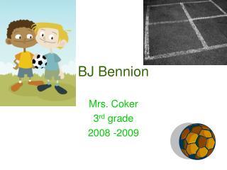 BJ Bennion