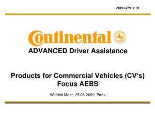 AEBS/LDWS-01-08