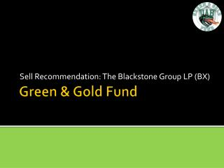 Green & Gold Fund