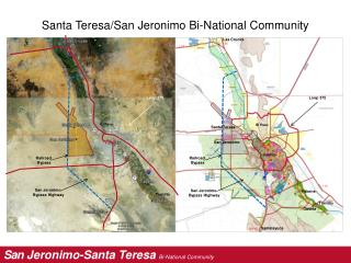 Santa Teresa/San Jeronimo Bi-National Community