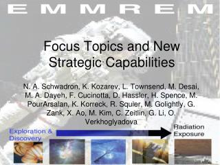 Focus Topics and New Strategic Capabilities