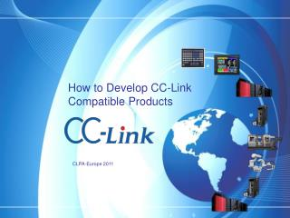 How to Develop CC-Link Compatible Products