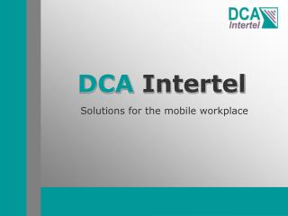 DCA Intertel