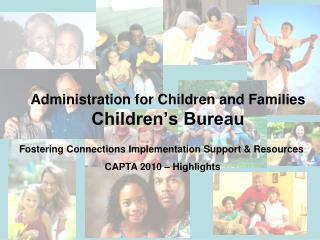 Administration for Children and Families Children's Bureau