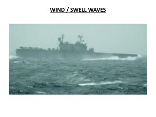 WIND / SWELL WAVES