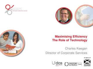 Maximising  Efficiency The Role of Technology