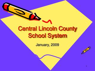 Central Lincoln County School System