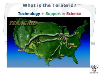What is the TeraGrid?