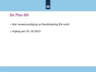 De Flex-BV
