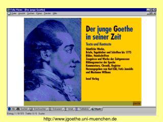 Jgoethe.uni-muenchen.de