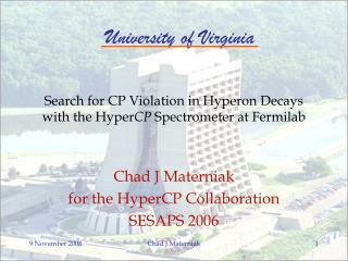 Search for CP Violation in Hyperon Decays with the Hyper CP  Spectrometer at Fermilab