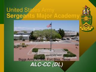 United States Army Sergeants Major Academy