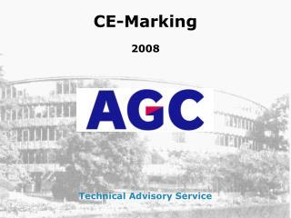 CE-Marking 2008