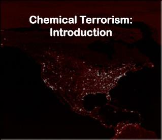 Chemical Terrorism: Introduction