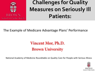 A REVIEW OF THE CHALLENGE OF DETERMINING THE IMPLICATIONS OF AN IDENTIFIED SERIOUS QUALITY ISSUE