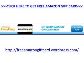 Amazon Promotional Code