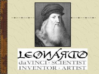 Leonardo da Vinci was born on April 15, 1452 in Vinci, Italy.