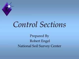 Control Sections