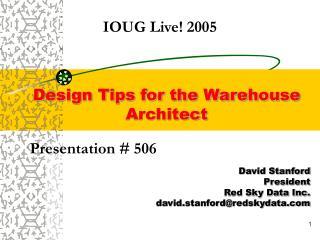 Presentation # 506