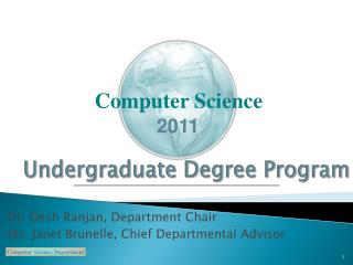 Undergraduate Degree Program