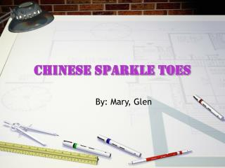 Chinese Sparkle Toes