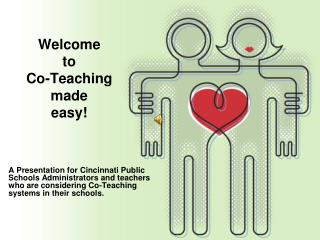 Welcome to  Co-Teaching made easy!