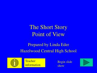 The Short Story Point of View