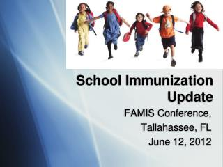 School  Immunization Update
