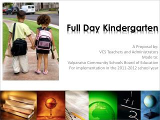Full Day Kindergarten