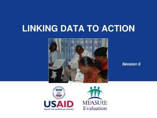 Linking Data to Action