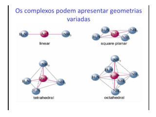 O conjunto dos orbitais d apresenta simetria esférica.