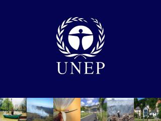 UNEP and Climate Change Climate Change, Development and Official Statistics