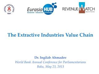 The Extractive Industries Value Chain